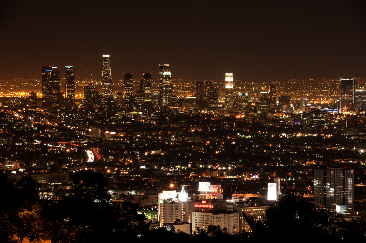 Los Angeles After Dark